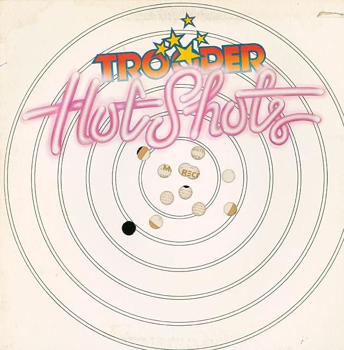 trooper hot shots mca mca 5101 canada gatefold vg vg Star TV Show On Fox trooper hot shots mca mca 5101 canada gatefold vg vg lp trooper amazon ca music