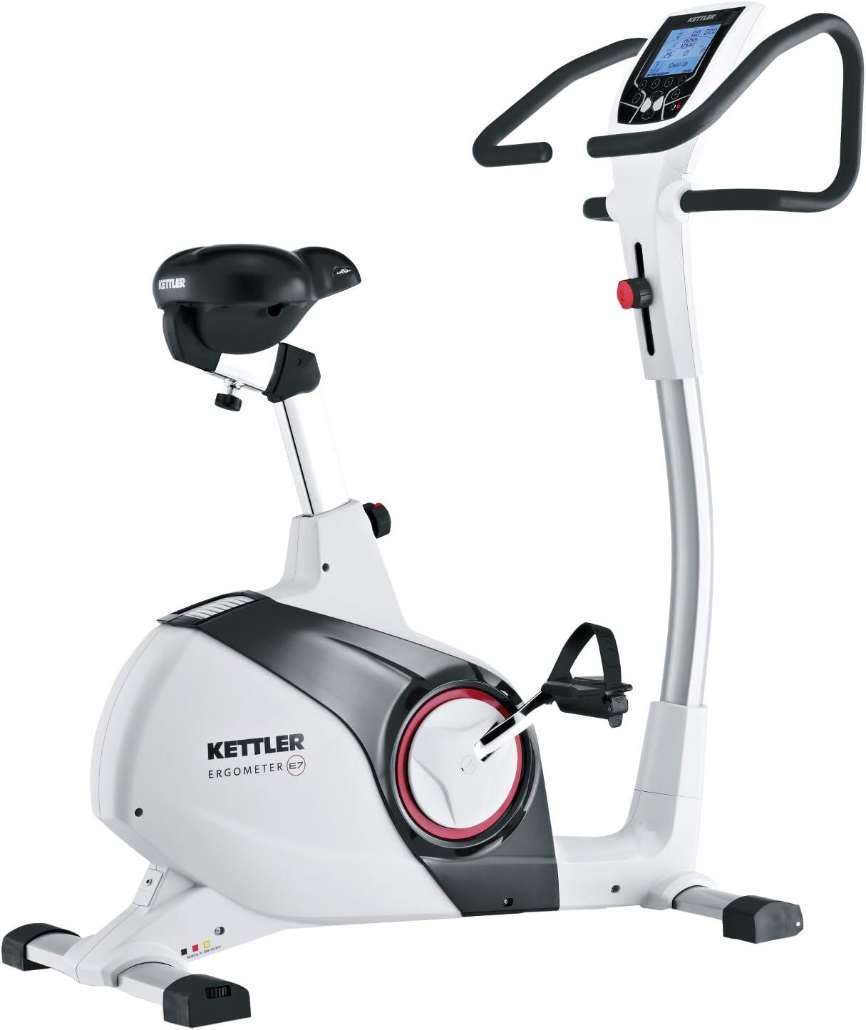 Kettler Ergometer E7 (2012): Amazon.es: Deportes y aire libre