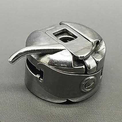 Carcasa de Bobina para Máquina de coser 15 K tipo con libre aceite cabrá, BROTHER
