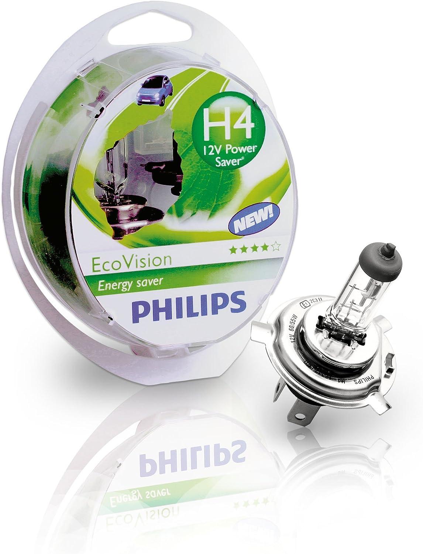Philips Ecovision H4 Scheinwerferlampe Auslaufartikel Auto