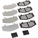 Genuine Toyota (04945-04012) Disc Brake Pad Shim Kit