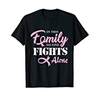 Breast Cancer Awareness Fight Cancer Ribbon T-Shirt