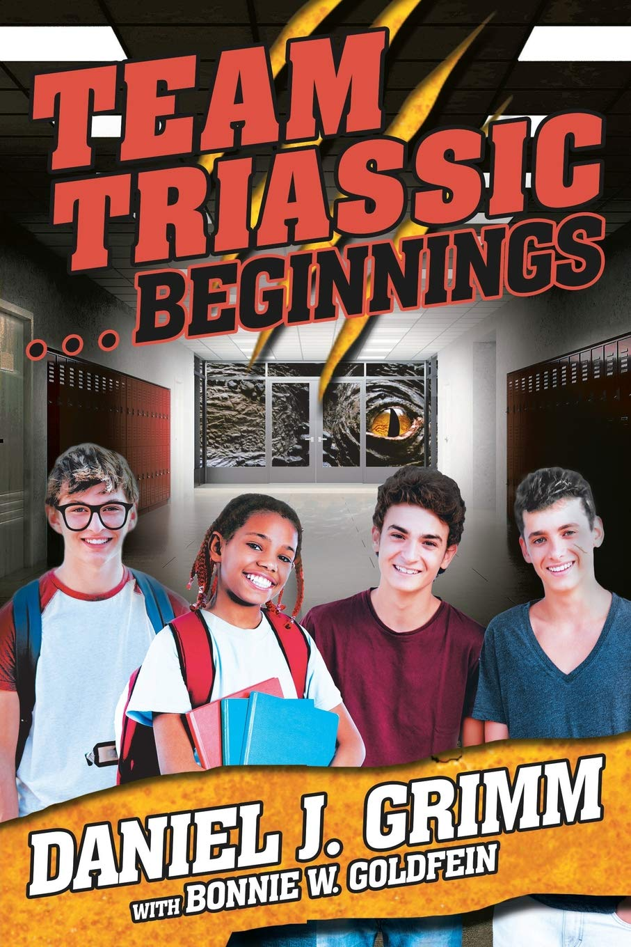 Team Triassic Beginnings pdf epub