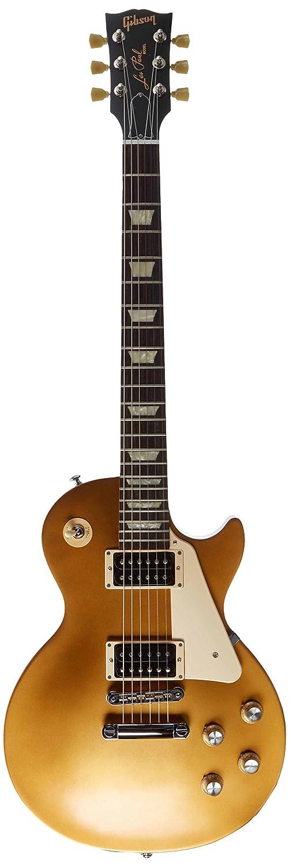 Gibson Les Paul 50s Tribute 2016 T - Guitarra eléctrica, color satin gold top: Amazon.es: Instrumentos musicales