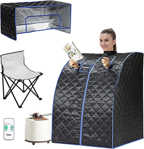 Itaar Portable Personal Steam Sauna