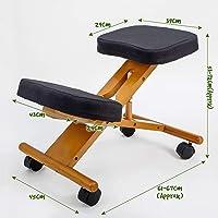 Generic Posture Yoga Posture Knee Stretch Knee h Kne Adjustable Kneeling Chair Off Ergonomic Seat Hair Offi Office Stool