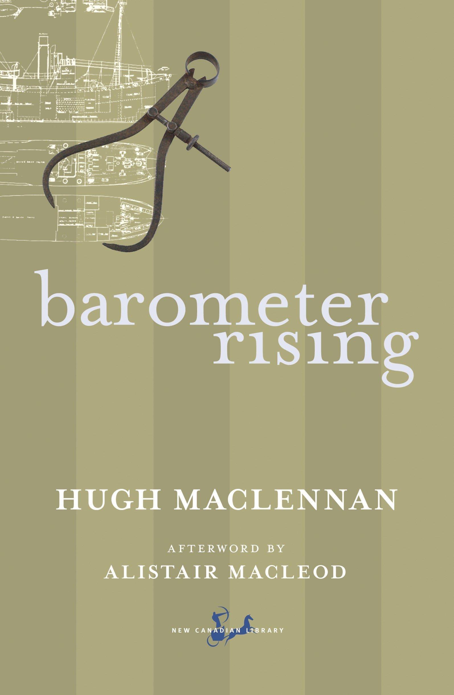 Read Online Barometer Rising pdf epub