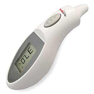 Healthgenie ET 22293 Digital Infrared Ear Thermometer (Grey)