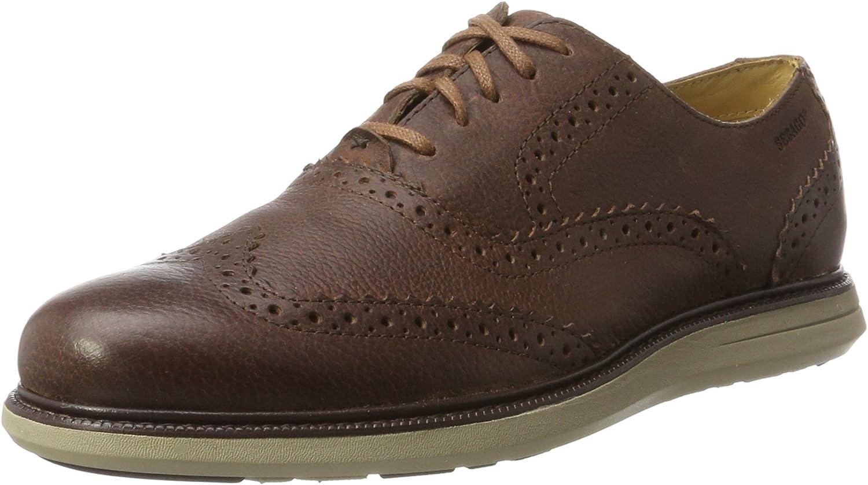 Sebago Smyth Wing Tip, Zapatos de Cordones Oxford para Hombre