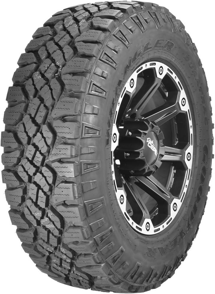 Goodyear Wrangler All-Terrain Adventure with Kevlar all/_ Season Radial Tire-LT275//70R18 125R
