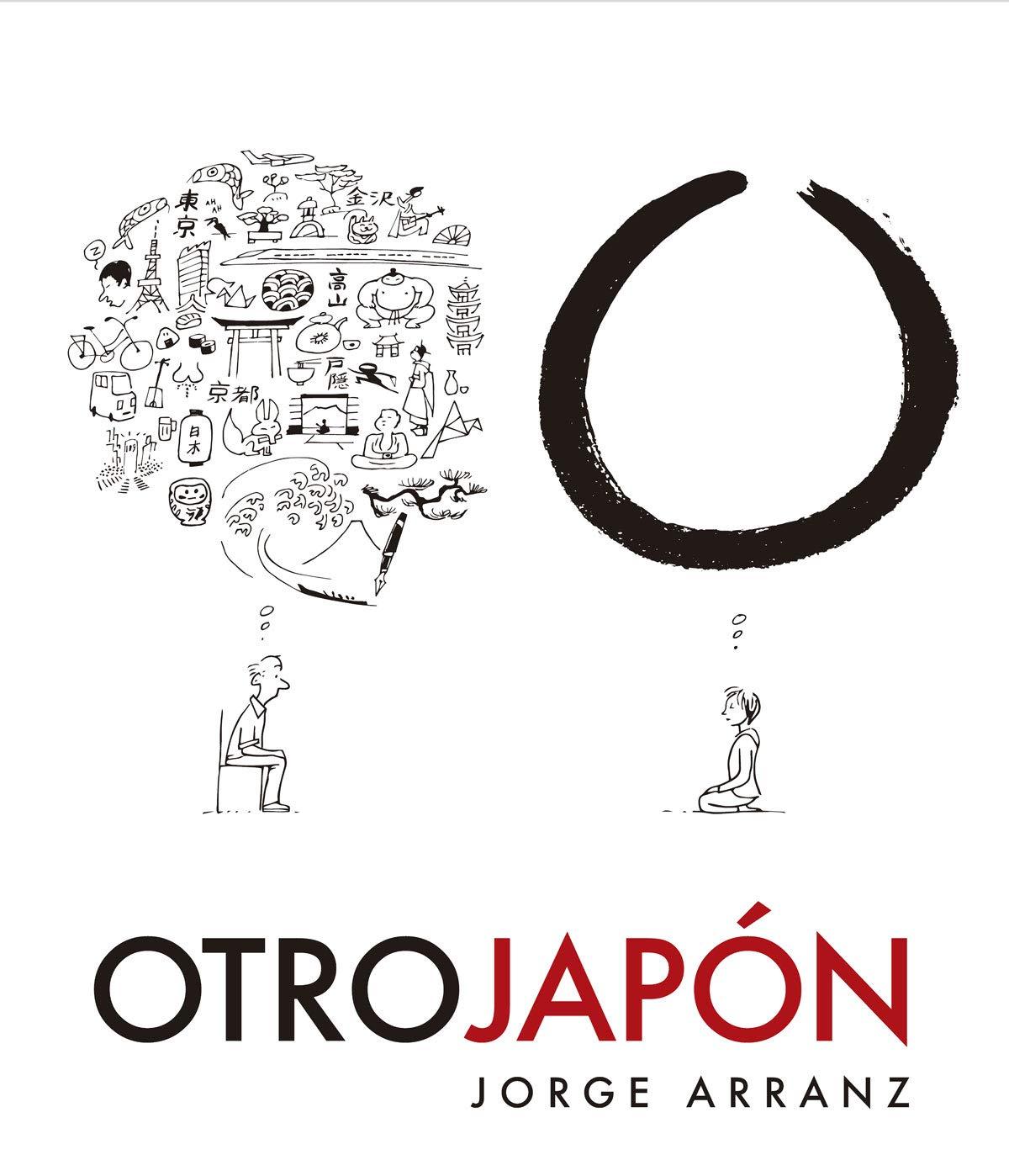 Otro Japón, de Jorge Arranz - Libros sobre Japón