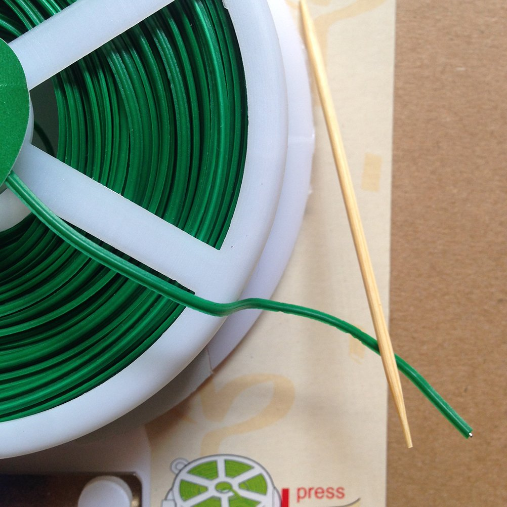 verde ounona corbatas para legature de jard/ín de pl/ástico con revestimiento de pl/ástico de 50/m