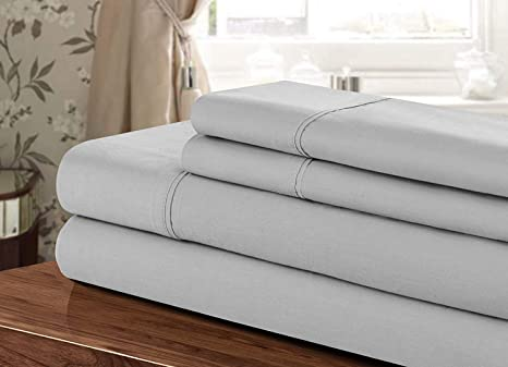Extra Deep Pocket Bedding Collection 1200 TC Select Item /& Size Purple Solid