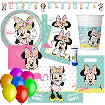 Procos, doriantrade Minnie Mouse Tropical Fiesta de ...