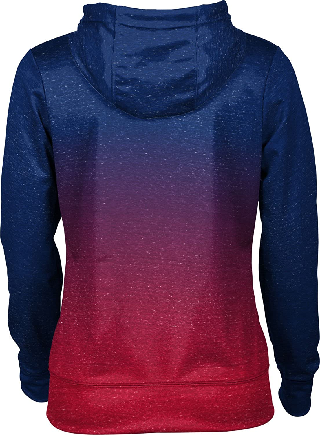 Ombre ProSphere Francis Marion University Girls Zipper Hoodie School Spirit Sweatshirt