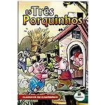 Clássicos em Quadrinhos: Os Três Porquinhos