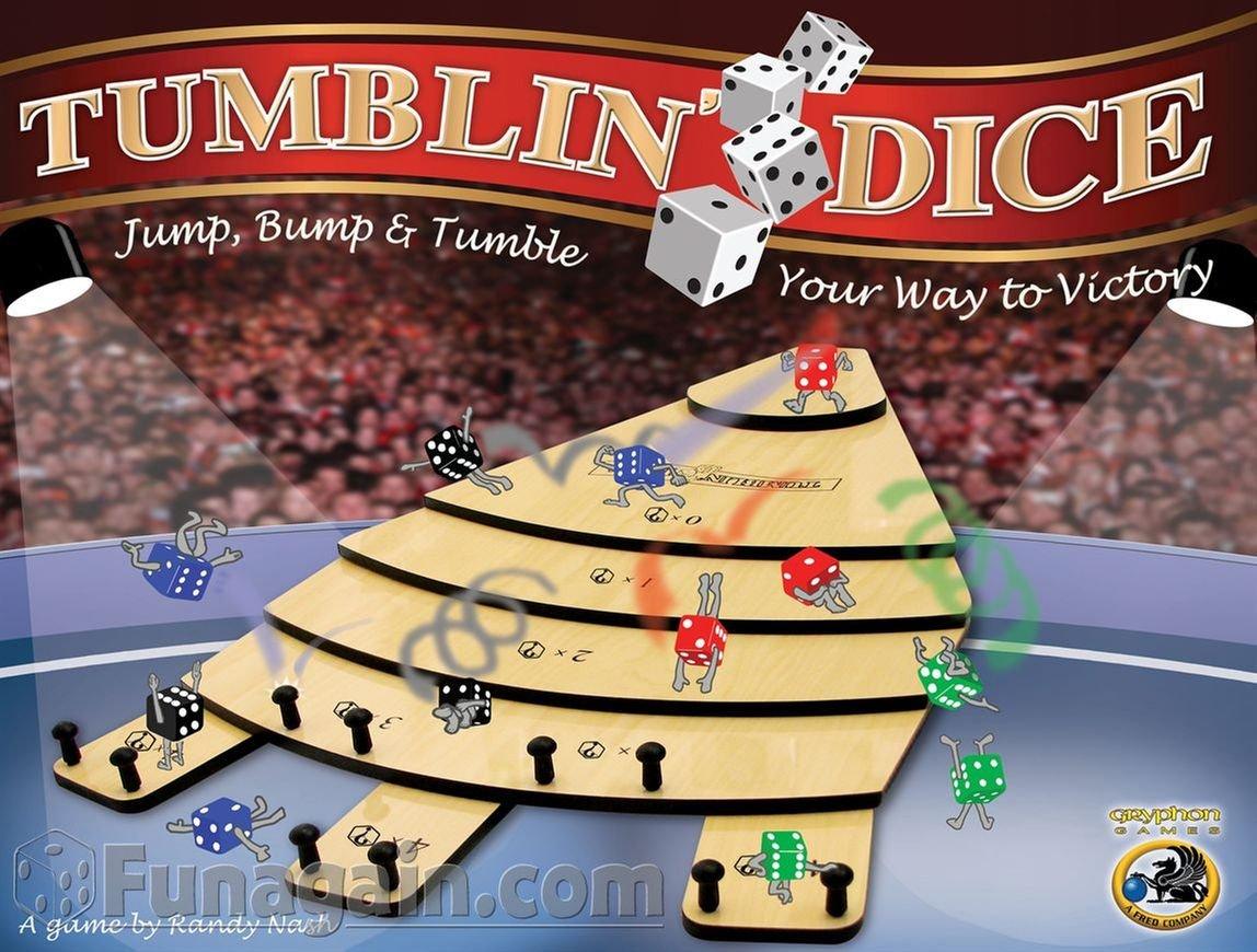 Tumblin' Dice by Nash Games