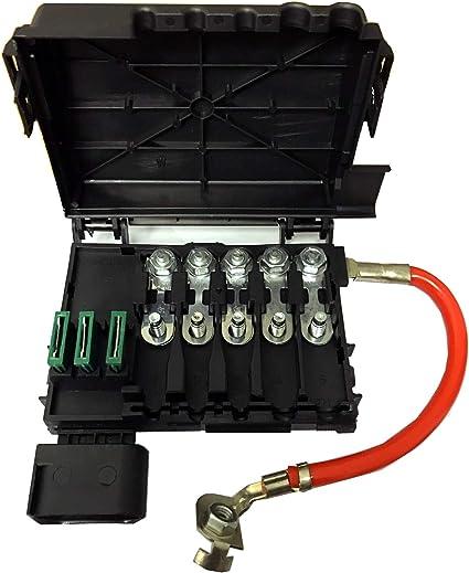 EAP - Caja de fusibles para batería 1J0937550 o 1J0937617D: Amazon ...