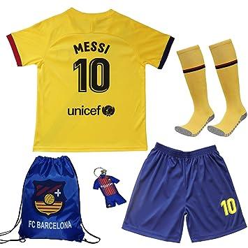 Amazon.com: BIRDBOX Barcelona Leo Messi 10 - Juego de ...