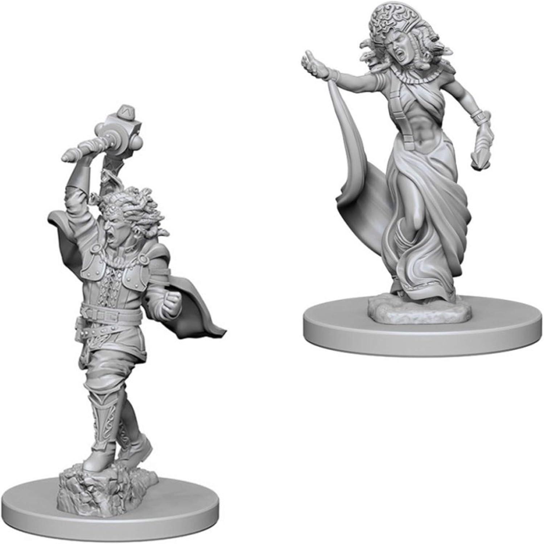Lot 4 Egypt game Figure For Dungeons /& Dragon D/&D Nolzur/'s Marvelous Miniatures