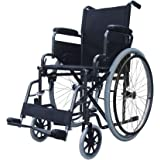 Elite Care ECSP02 Chaise fauteuil roulant automotrice légère et pliable