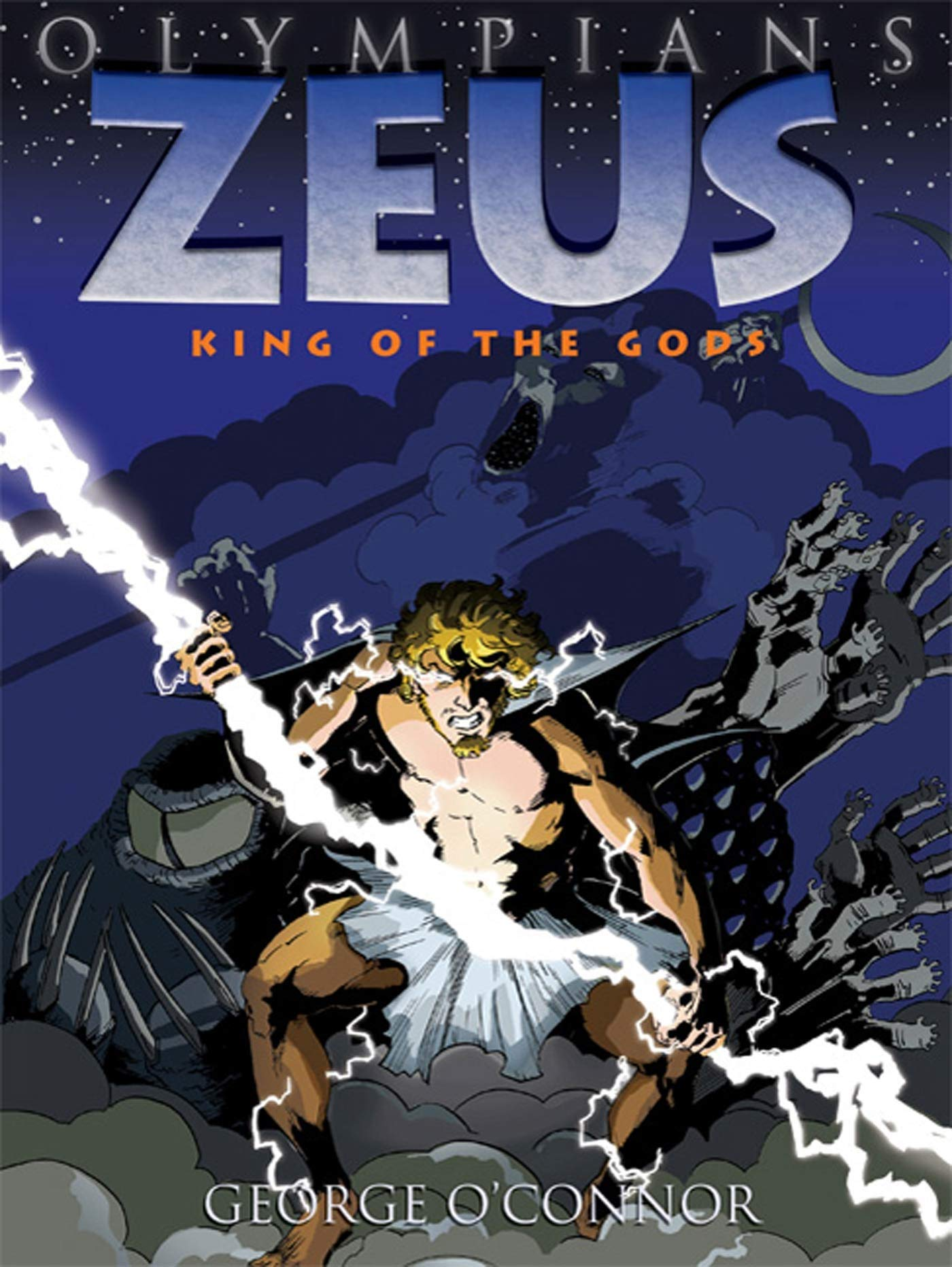 Olympians: Zeus: King of the Gods ebook