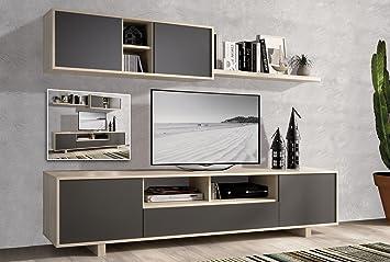 LIQUIDATODO ® - Muebles de salon modernos y baratos en color ...