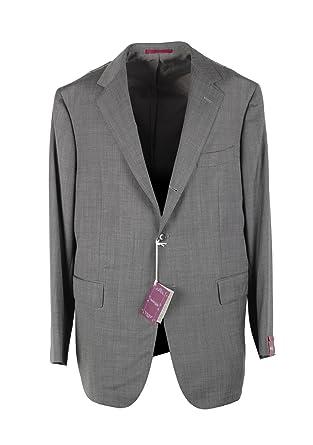 Amazon.com: Sartoria Partenopea cl traje gris tamaño 58/48R ...
