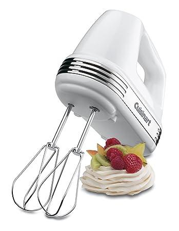 Amazon.com: Cuisinart HM-70RSLT Power Advantage 7-Speed Hand Mixer, Red: Kitchen & Dining