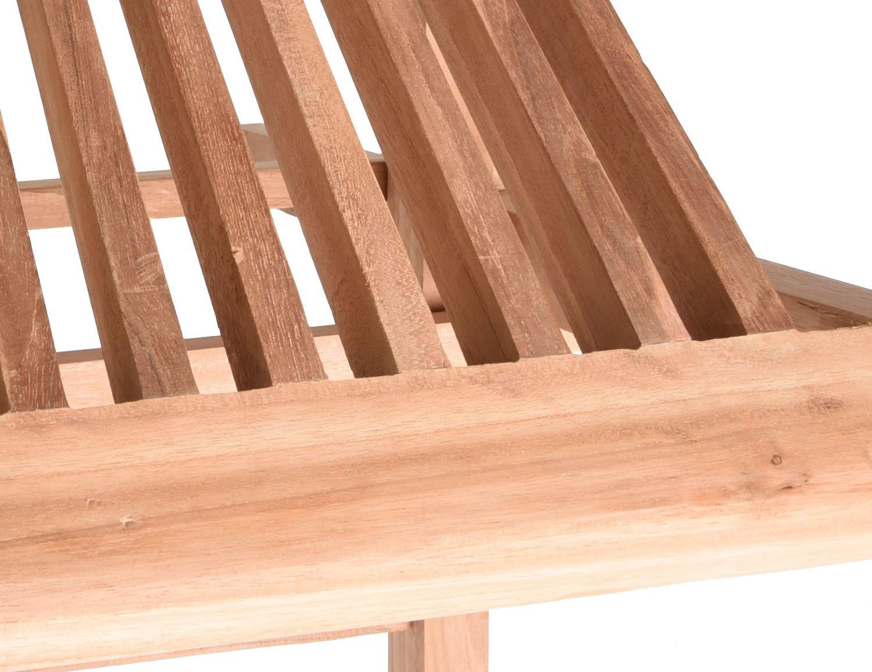 Amazon.com: Zenvida - Silla de comedor plegable de madera de ...