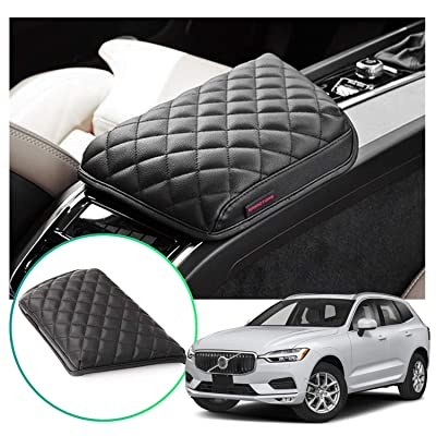 RUIYA Center Touch Control Screen Protector for 2016-2020 2021 Volvo XC60 V90 XC90 8.7In Car Navigation Tempered Glass 9H Touch Screen Protector Volvo Car Accessories