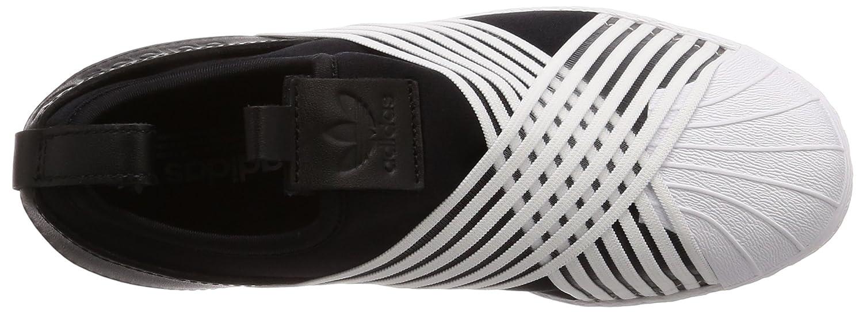 Adidas Damen Superstar Slip On W Gymnastikschuhe, schwarz (Core Schwarz (Core schwarz schwarz/Ftwr Weiß/Ftwr Weiß Core schwarz/Ftwr Weiß/Ftwr Weiß) 91b644