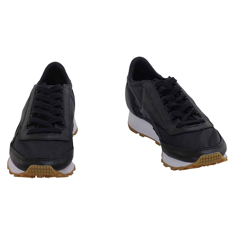 25b65e83 Reebok Womens Aztec Garment and Gum Trainers in Black/White/Gum ...