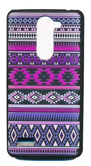 Carcasa Funda Azteco para LG Bello D331 D335: Amazon.es ...