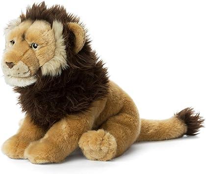 15192109 30cm 1966440-WWF-Peluche Lion