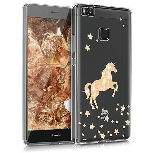 153 opinioni per kwmobile Cover per Huawei P9 Lite- Custodia in silicone TPU- Back case