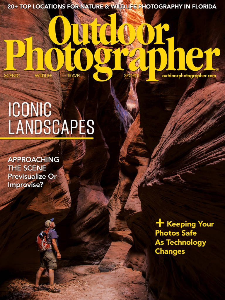 Outdoor Photographer Print Magazine
