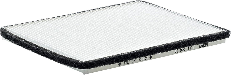 Mann Filter CU2431 Cabin Air Filter
