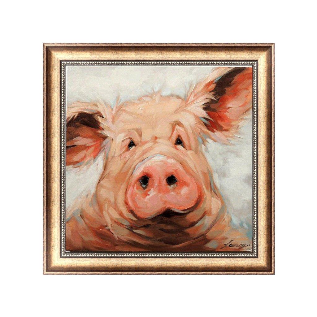 Bettal 5D Diamond Embroidery Pig Painting Cross Stitch DIY Art Craft Home Decoration