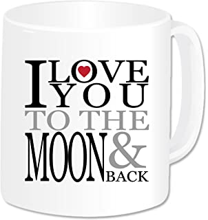 Periodic table of elements 29 cu copper symbol mug amazon personalised gift i love you to the moon and back mug jumbo giant 20 oz urtaz Images
