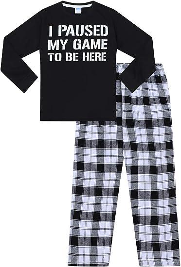 Pigiama Due Pezzi Ragazzo The Pyjama Factory