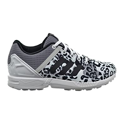 df34094467354 adidas ZX Flux Split Big Kid s Shoes Light Onix Carbon Black FTW White  s78735