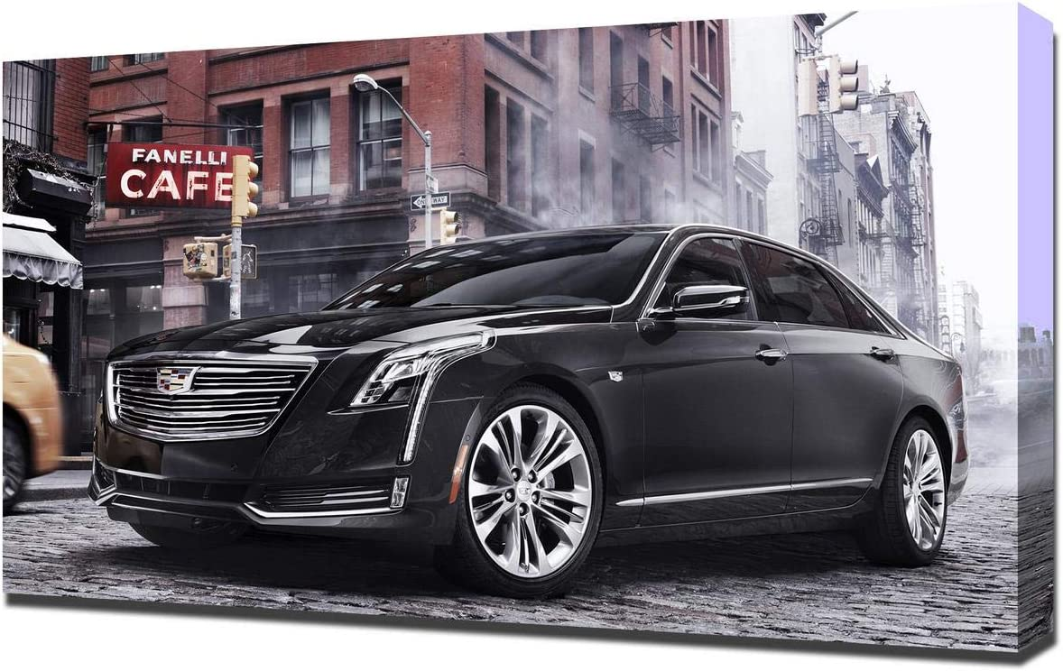 Canvas Picture-Cadillac