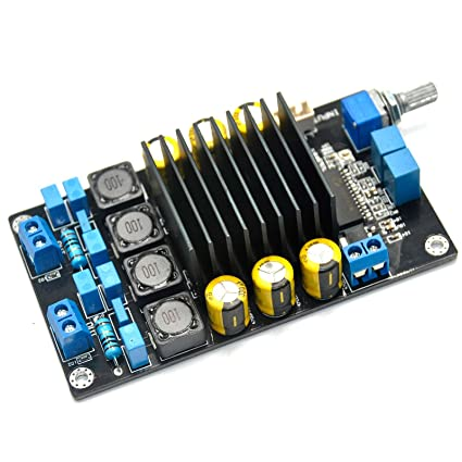 STA508 Class D Audio Power Amplifier AMP Kit 80W+80W Stereo Assembled Board  (D375)