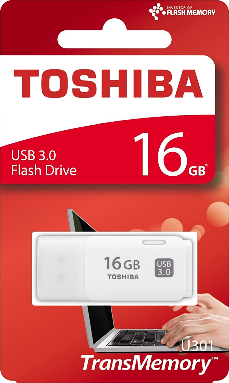 Toshiba THN-U363S1280E4 128GB U363 TransMemory USB 3.0 Flash Drive