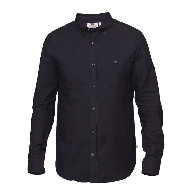 FJ/ÄLLR/ÄVEN Herren /Övik Pocket T-Shirt Ls Longsleeve