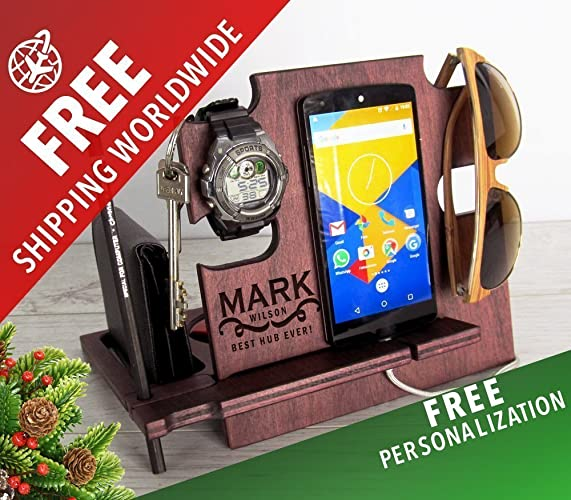 christmas gift for mandocking stationgift for menchristmas gift for friend - Best Boyfriend Christmas Gifts
