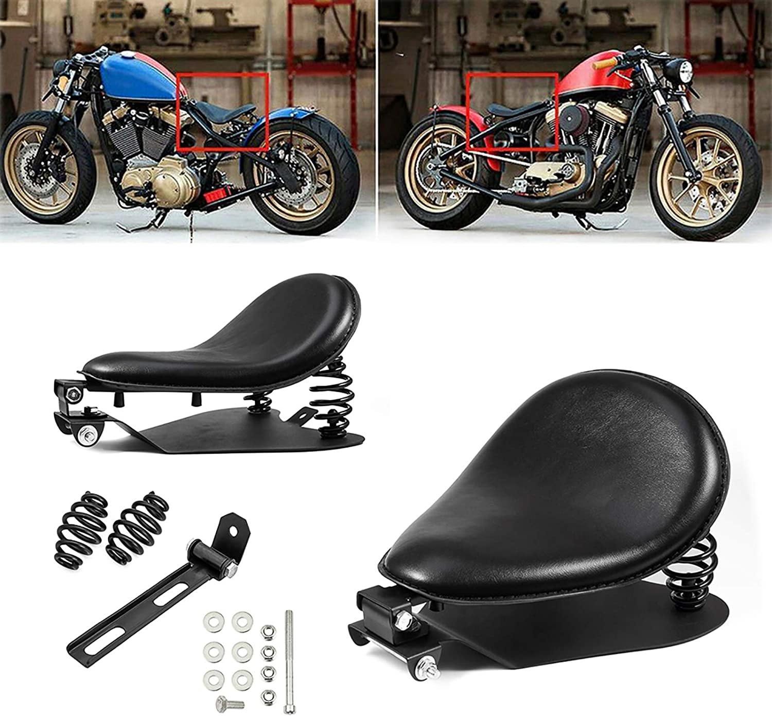 The Best Sportster Spring Seat