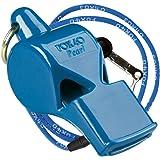 Fox 40 International Whistle Pearl (Blue W/ Lanyard, GS 100875)