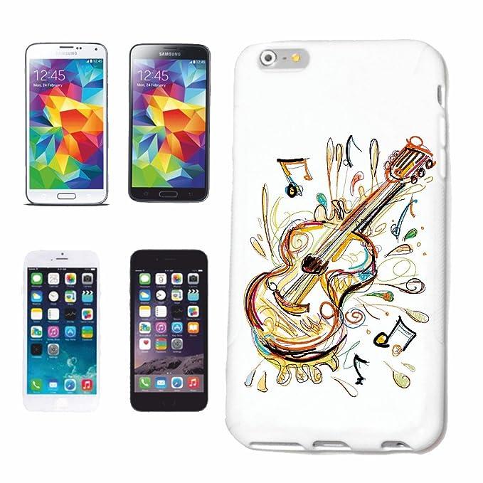 caja del teléfono Samsung Galaxy S7 Guitarra Violín Vintage Bass ...